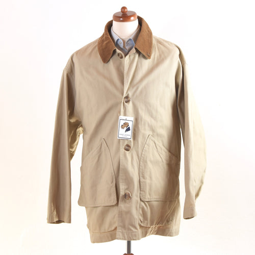 John Partridge Country Field Jacket Size L - Beige