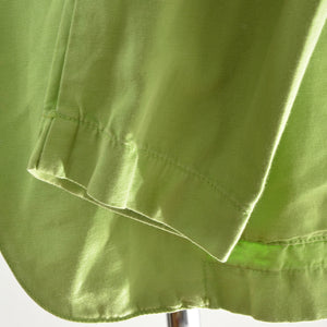 Corneliani Trend Cotton/Linen Jacket Size 50 - Green