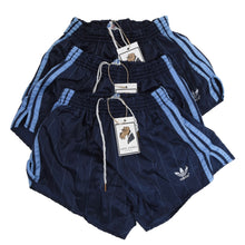 Load image into Gallery viewer, Vintage Adidas Sprinter Shorts Size 6 - Navy