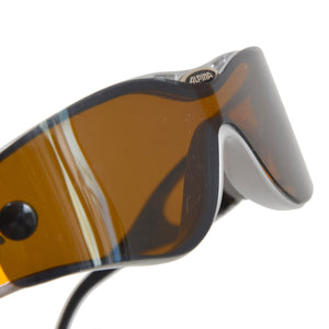 Alpina Swing 30 Cycling Sunglasses - Silver/Grey