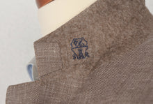 Load image into Gallery viewer, Brunello Cucinelli Linen/Wool/Silk Size 50 - Sand
