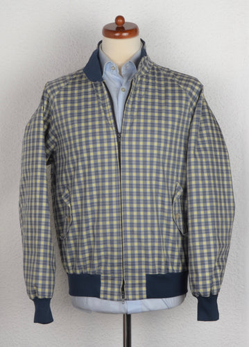 Baracuta G9 Harrington Jacket Size XL - Plaid