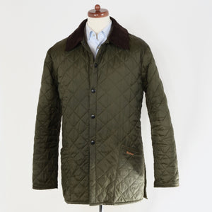 Barbour Liddesdale Size L - Green