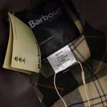 Load image into Gallery viewer, Barbour D592 Bushman Waxed Hat Size S-M - Green