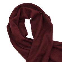 Load image into Gallery viewer, Harrison's 70/30 Cashmere/Wool Scarf - Burgundy