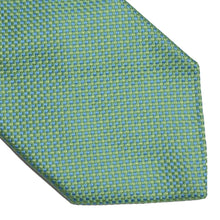 Load image into Gallery viewer, Dantendorfer Silk Tie - Green/Blue