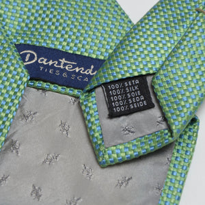 Dantendorfer Silk Tie - Green/Blue