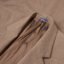 Load image into Gallery viewer, Walbusch Baby Camel Hair Jacket Size 54 - Sand