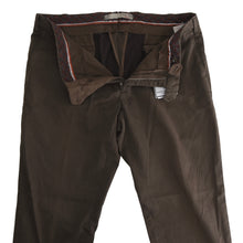 Load image into Gallery viewer, LBM 1911 Tailored Cotton Pants Size 54 - Brown