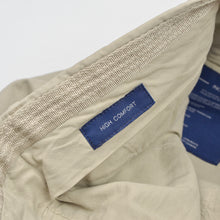 Load image into Gallery viewer, Incotex High Comfort Cotton Pants - Khaki