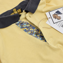 Load image into Gallery viewer, Leonard Paris Polo Shirt Size L - Yellow