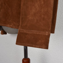 Load image into Gallery viewer, Acne Studios Amor Suede Jacket Size 52 - Brown