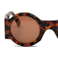 Load image into Gallery viewer, Vintage Claude Montana Paris x Alain Mikli Sunglasses - Tortoise