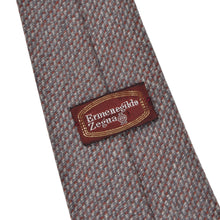 Load image into Gallery viewer, Ermenegildo Zegna Wool/Cashmere Tie - Grey
