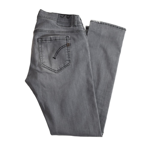 Dondup Jeans George Skinny Fit Size W36 - Grey
