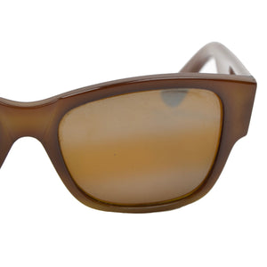Vuarnet Pouilloux 086 Sunglasses - Brown