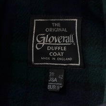 Load image into Gallery viewer, Gloverall Duffle Coat Size UK 42 EU 52 - Navy