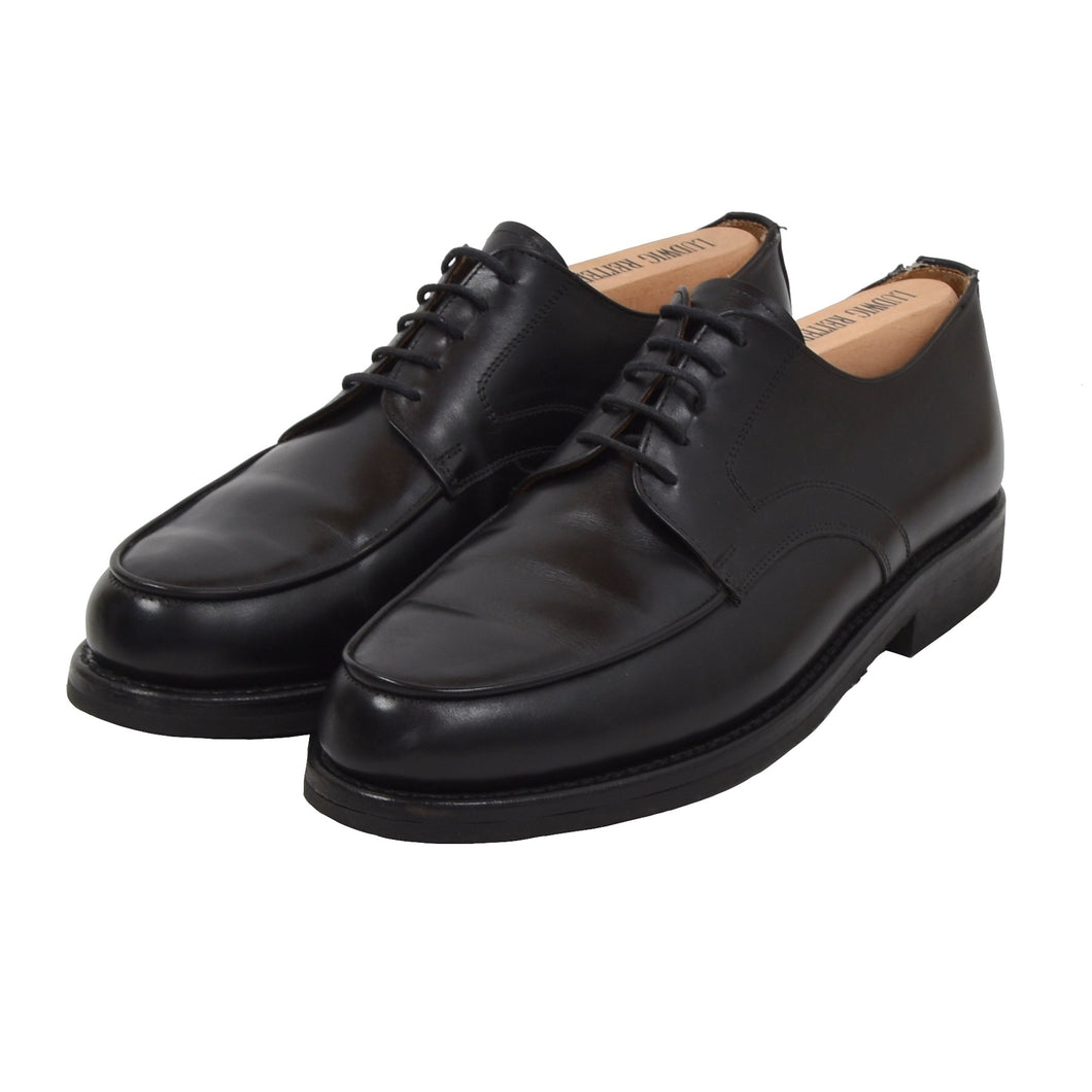 Ludwig Reiter Leather Shoes Size 9.5 - Black
