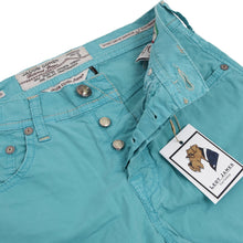 Load image into Gallery viewer, Jacob Cohën Jeans Shorts Size 30 - Teal