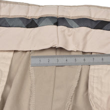 Load image into Gallery viewer, Burberry London Chinos Pants Size 54 - Tan/Khaki
