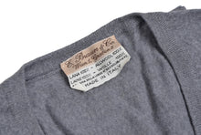 Load image into Gallery viewer, E. Braun & Co. Wool Sweater Vest Size XL - Grey