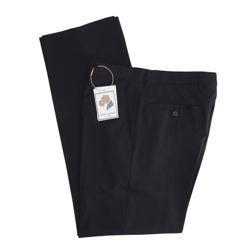 Barneys New York Wool Pants Size 30 - Midnight Blue