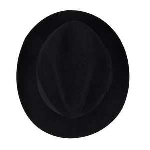 Stetson Royal Felt Hat Size 60 - Black