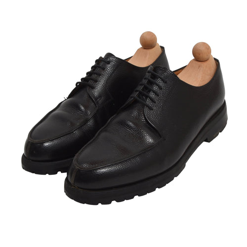 der Budapester x Alfred Split Toe Norweger Shoes Size 8.5 - Black