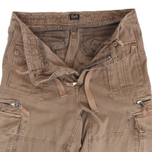 Load image into Gallery viewer, Dolce & Gabbana Military Style Jump Pants Size 48 - Tan
