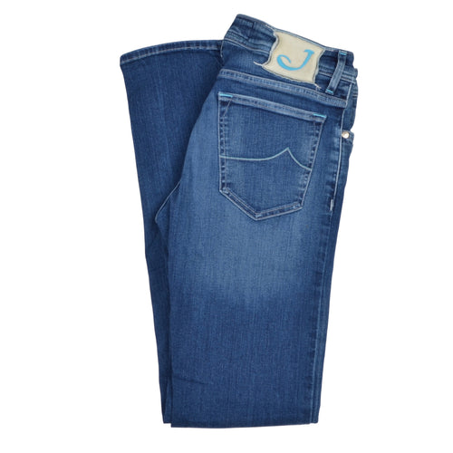 Jacob Cohen Jeans Model 688 Size W31 Slim Stretch