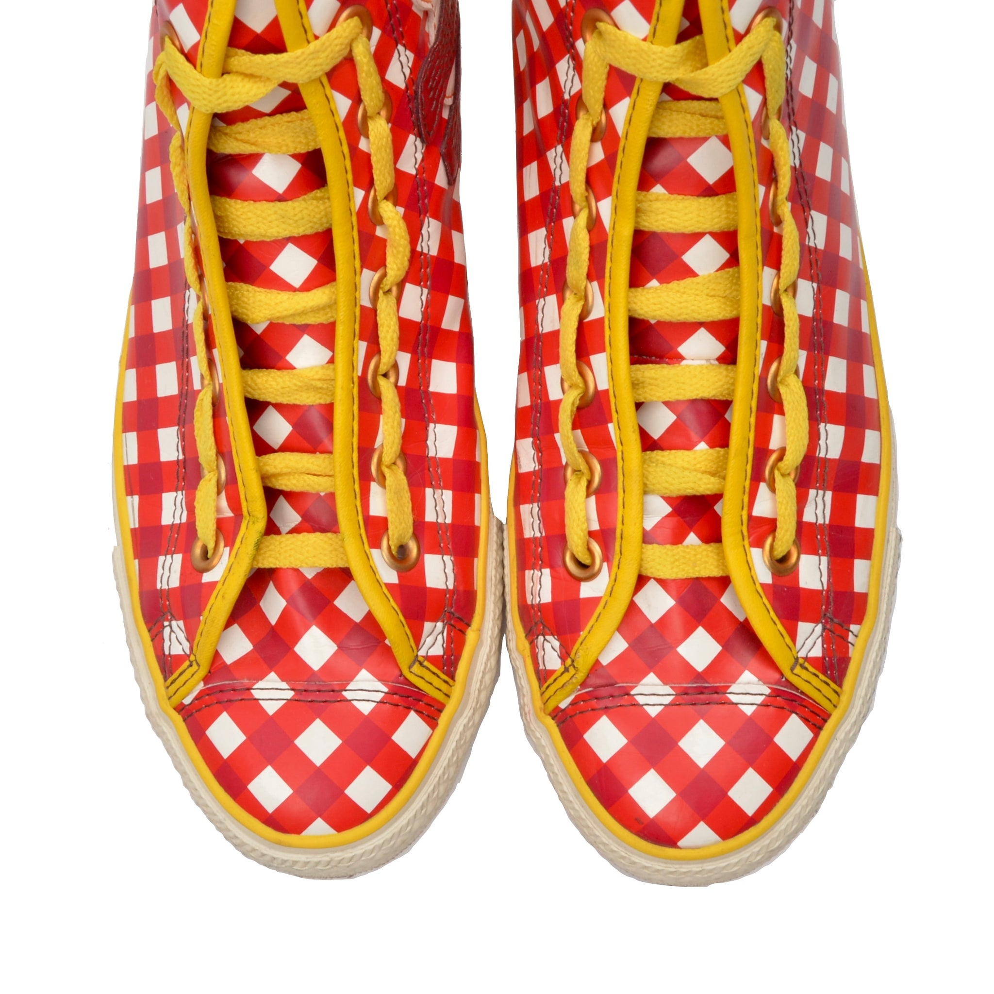 1662eaa4913b09 Converse All Star Awesome Breakfast Shoes Size 41 - Red   Yellow ...