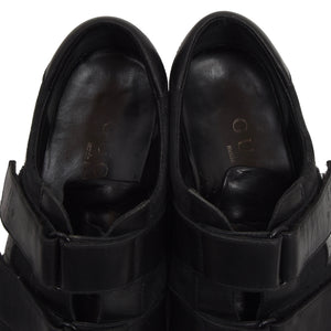Gucci Velcro Sneakers Size 42 - Black