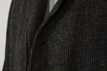 Load image into Gallery viewer, Classic Tweed Overcoat by Burberrys Size UK 48 - Moss Green