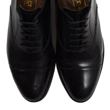Load image into Gallery viewer, Barker England Oxford Shoes Size 10.5F - Black