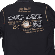 Load image into Gallery viewer, 2x Camp David Shirt Size M