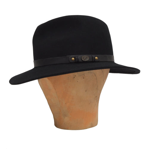 Austrian Hunting Hat by Handler Size 57 - Black