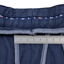 Load image into Gallery viewer, Paul & Shark Cotton Stretch Pants Size 54 - Blue
