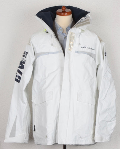 Henri Lloyd for BMW Yachtsport Sailing Jacket Size XL - White