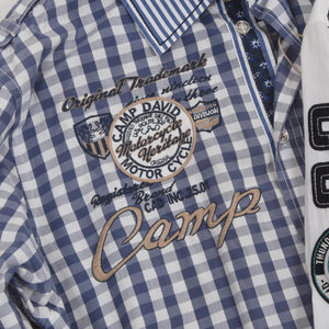 2x Camp David Shirt Size L