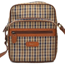 Load image into Gallery viewer, Aquascutum London Shoulder Bag - House Check