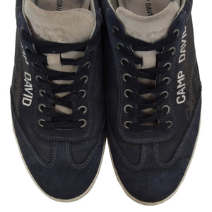 Camp David Leather Sneakers Size 43