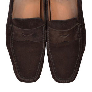 The Original Car Shoes Size 10 - Brown