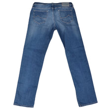 Load image into Gallery viewer, Jacob Cohen Jeans Model 688 C Size W36 Slim Stretch