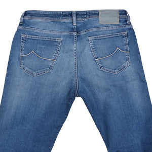 Jacob Cohen Jeans Model 688 C Size W36 Slim Stretch