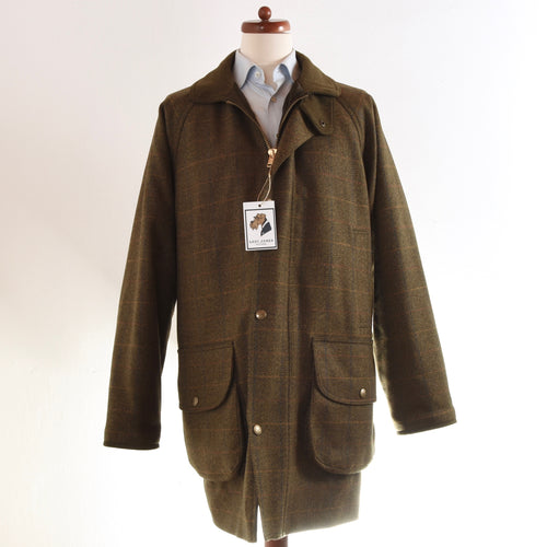 Chrysalis Chiltern Tweed Field Coat Size L