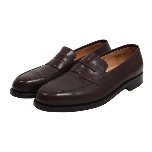 Women's Vass Loafers - Burgundy