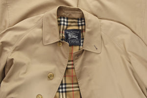 Burberrys Mac/Trench Size 46 - Tan