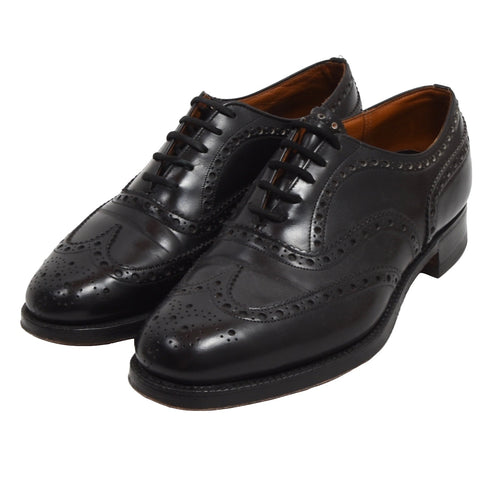 Church's Burwood Shoes Size 6G - Black
