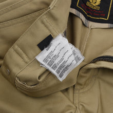 Load image into Gallery viewer, Belstaff Cargo Pants Size 52 - Khaki