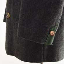 Load image into Gallery viewer, Schneiders Salzburg Wool Schladminger Coat Size 46 - Charcoal